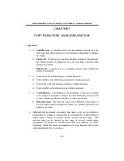 Chapter 09 - Management Accounting