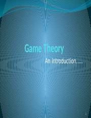 01. Game Theory Tools(6)