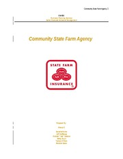 DeWeese Community State Farm Agency Team C GM 600 1.8 JD Review