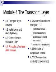 4b_The_Transport_Layer_II.ppt