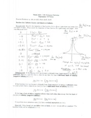 Math 1215 Lecture Notes September 18
