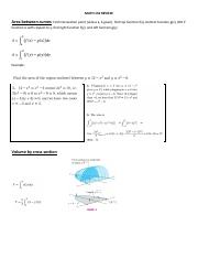 MATH 152 Review Sheet Final -1