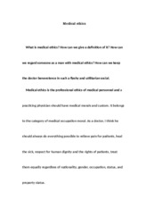 phil a medical ethics bu page course hero 7 pages phil 148a essay 1