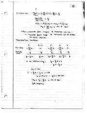 EECE 364 Central Limit Theorem Notes