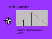 Frequency Distributions and Graphs-1