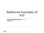 Ch12_PPT__Additional_Examples_of_ROI