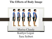 Body Image Powerpoint