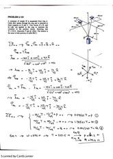 chapter 2 statics of particles, problem 123 (1)