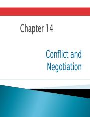 OB11_14st conflict and negotiation.ppt