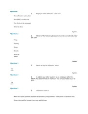 Quiz Chapter 3 and 5