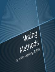 Voting methods.pptx