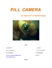 PILL CAMERA(appli of nano)