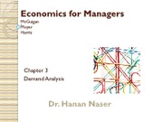 Economics for Managers_chapter 3