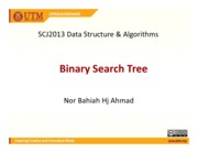 5 ds and algrthm ocwSearchTreeDec2011