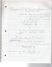 Math 112  Lecture Notes 8B
