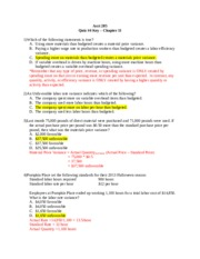 Quiz 4 Key_Chapter 11