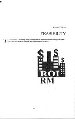 Chapter 4 Feasibility Study