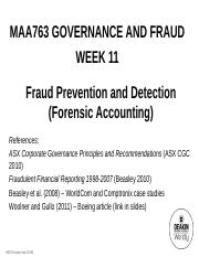 MAA763+Lecture+Notes+-+Week+11+-+Fraud+Prevention+and+Detection+-+Student+Version.pdf