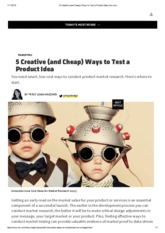 5 Creative (and Cheap) Ways to Test a Product Idea _ Inc