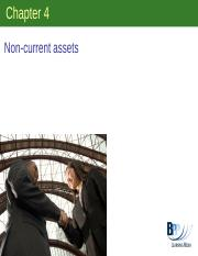 Topic 3 Non-current assets.ppt