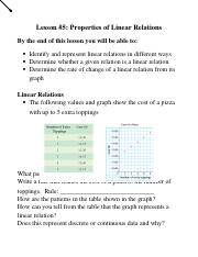 roperties of Linear Relations Display Version-2.docx