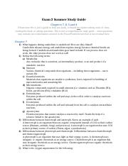 exam 3 summer study guide chapters 7 8 9 10 and 11 please note this rh coursehero com microbiology study guide chapter 1 nester microbiology study guide chapter 16