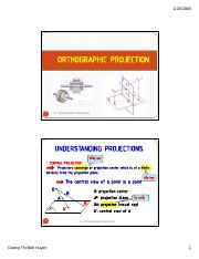 ORTHOGONAL PROJECTION - STUDENT