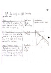 Geometry Ch 8 Notes