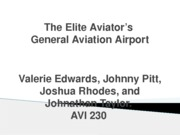 The Elite Aviator's