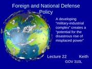 310_Note_Pages_Lecture_22_Foreign_Policy_F06
