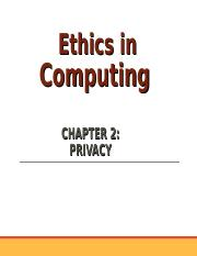 IS102-Chapter 2- Privacy(1).ppt