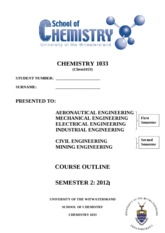 CHEM1033 S2 2012 outline Final 4