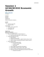 UCSSCECO32 Economic Growth Session 1.docx