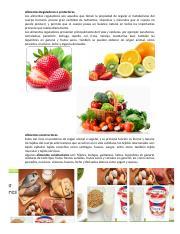 que son alimentos constructores reguladores y energeticos