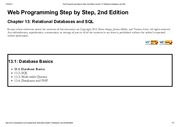 Web Programming Step by Step, 2nd Edition Lecture 13_ Relational Databases and SQL.pdf