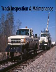 11.2 Track Inspection & Maint.pptx