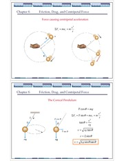 General Physics(ppt) Ch 6