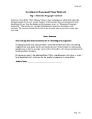 ENGL100_Illustration_Paragraph_Final_Template
