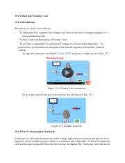VRLab 9 - Faraday Law of Magnetic Induction.pdf