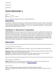 English Composition I - TOUCHSTONE 2.html