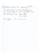 ECON 402 Conditional Distribution Notes