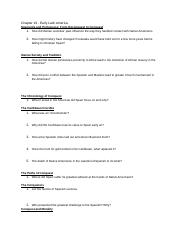 Copy of Chapter 19 Questions
