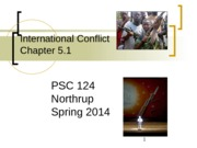 IR Chapter 5-1 Spring 2014 student