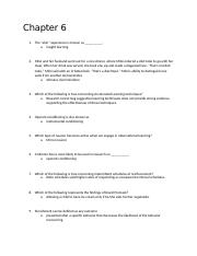 Chapter Quizzes 6, 7, 8, & 10 Answers.docx