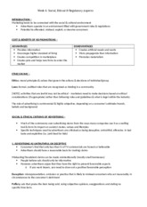 Week 3 Notes - Social, Ethical & Regulatory Aspects.docx
