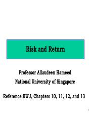 1.5Risk&Return Review Lecture.pdf