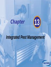 Chapter 13 Integrated Pest Management-Handouts
