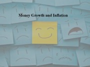 week6_Money Growth and Inflation