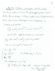 PHYS 507 Lecture 6 Notes