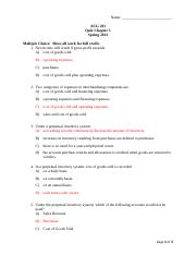 Answers Chapter 5 Quiz.s13 (1)